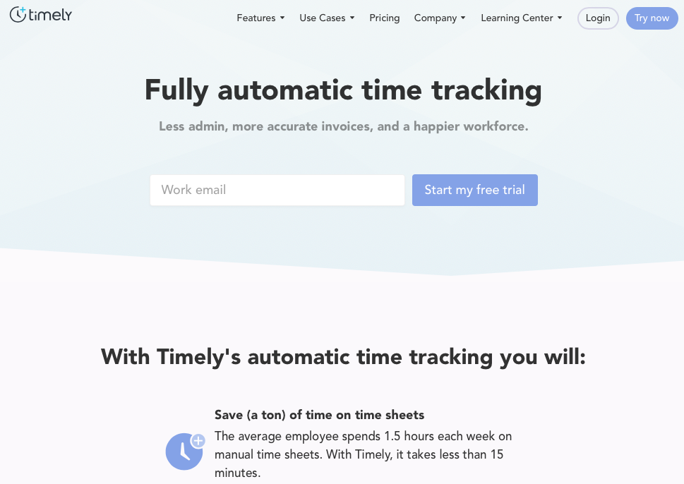 TOP-7 Time Tracking Software Compared – Productivity in 2019