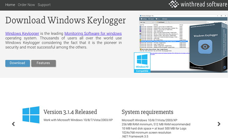 Top 10 Best Free Keyloggers Softwares For Windows Mac And Linux